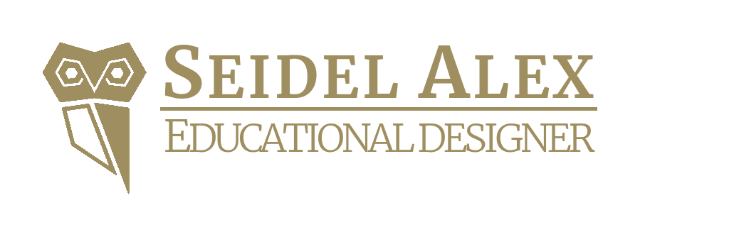 Seidel Alex Educational Designer